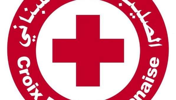 الصليب الأحمر: نقل 30 جريحا من وسط بيروت إلى مستشفيات المنطقة حتى الآن