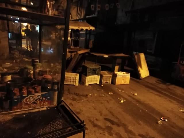 إستنفار في مخيم عين الحلوة على خلفية المطالبة باعتقال قاتل هيثم السعدي