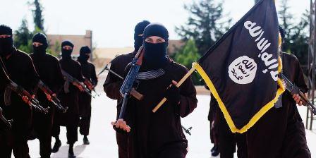 داعش تبنى الهجمات الانتحارية على مقر قيادة شرطة دمشق