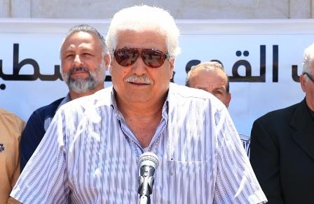 اتحاد لجان المرأة العاملة الفلسطينية تنعي المناضل محمد ظاهر