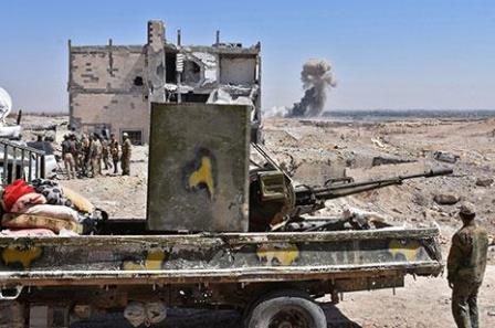 الجيش يوسّع سيطرته شرق دير الزور وغربها: تفاهم حول إدلب في «أستانا»