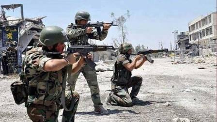 الجيش السوري وحلفاؤه يُفشلون 'غزوة داعش' في ديرالزور