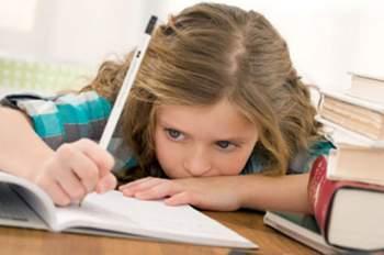 لماذا لا يجب على الأطفال تأدية الواجبات المدرسية؟