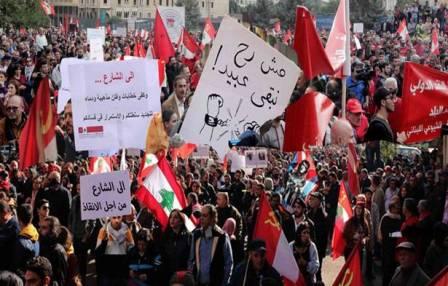 ساحات جديدة و«اجندة» مواعيد للتحركات الشعبية