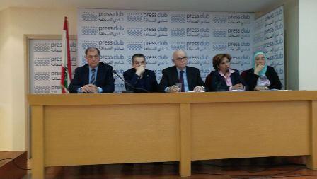 ممثلو لوائح في بيروت 2 أكدوا السير في الطعن بالانتخابات والمطالبة بإبطالها وإعادة اجرائها بإشراف دولي