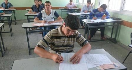 اتفاق بين غزة و الضفة على الشكل النهائي لامتحان الثانوية العامة
