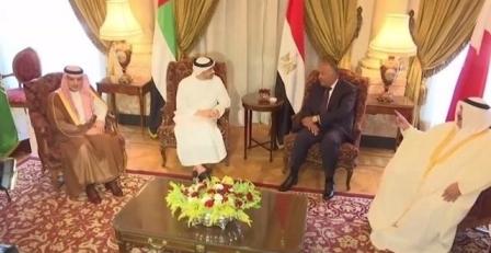 الدول المقاطعة لقطر تسحب قائمة المطالب وتهدد بإجراءات