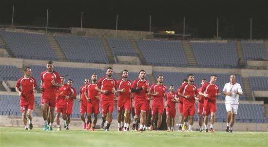 «اللبناني» يلتقي «الأردني» ودياً استعداداً لـ«كأس آسيا 2019»