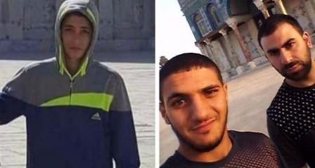 محكمة الاحتلال تقرر إعادة جثامين شهداء ام الفحم الثلاثة