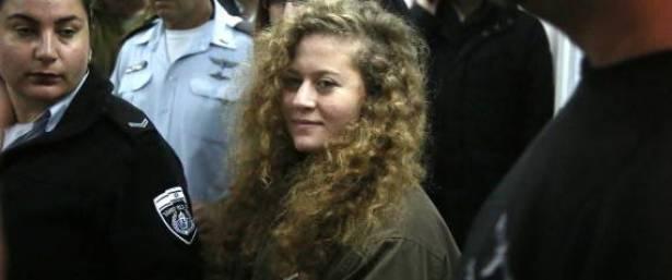 عهد التميمي: لا عدالة تحت الاحتلال