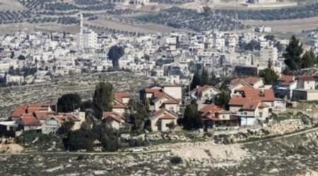 إسرائيل تسعى لشرعنة بؤرة استيطان عشوائية في الضفة