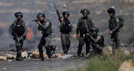 إصابة فلسطيني برصاص الاحتلال في رام الله