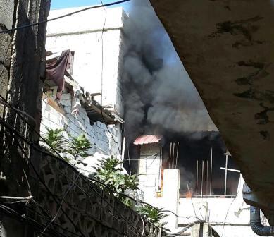 فيديو من الاشتباكات المستمرة في مخيم عين الحلوة