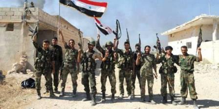 سباق بين الجيشين السوري والتركي للسيطرة على الحدود السورية ـ التركية