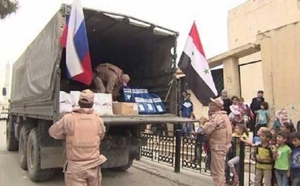 البنتاغون : مدرعات سورية ومساعدات روسية دخلت منبج