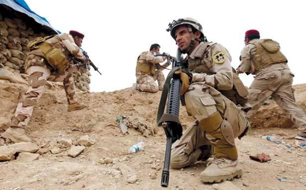 الجيش العراقي يواصل «القضم» في شرق الموصل