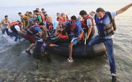 المتوسط يبتلع 250 مهاجراً في 24 ساعة