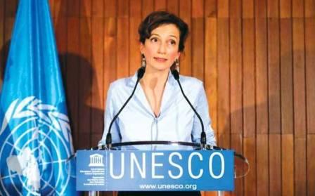 مرشحة فرنسا رئيسا لمنظمة اليونسكو