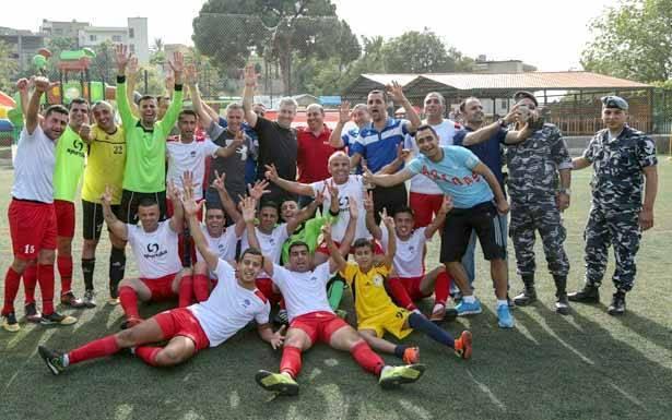 دنش : لبنان سيستضيف كأس آسيا في الميني فوتبول