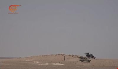 الجيش السوري يتقدّم بريف الرقة ويطوق السخنة بريف حمص