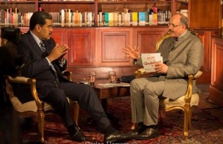 مادورو في لقاء خاص مع الميادين: أي هجوم على فنزويلا لن يمر من دون رد في العالمين العربي والإسلامي