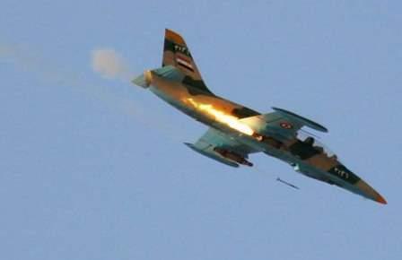 الطيران العراقي يلحق