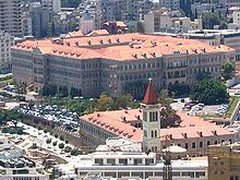 رؤساء وزراء لبنان