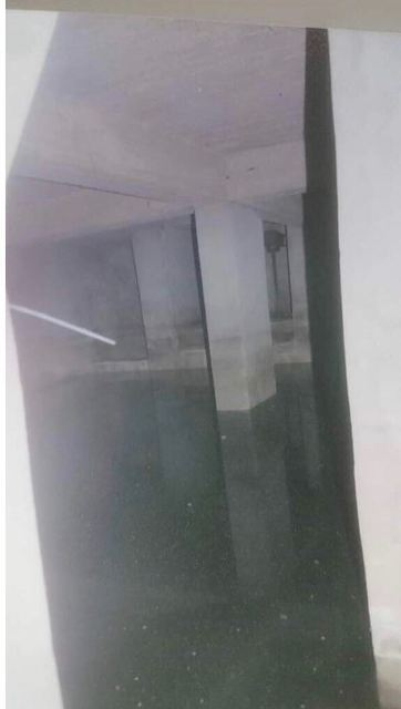 بالصور..مبنى سكني مهدد بالانهيار في صيدا والسكان يناشدون المعنيين مساعدتهم