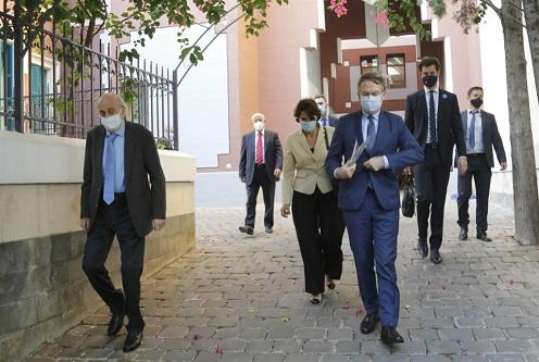 فشل فرنسي وحريري في استغلال العقوبات الأميركية: لأ أفق لتأليف الحكومة