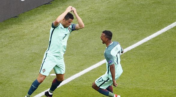 يورو 2016: البرتغال إلى دور الـ16 دون فوز
