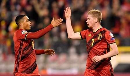 المانيا تعزز صدارتها بسداسية امام ايرلندا وبلجيكا تكستح قبرص وتأهل ويلز