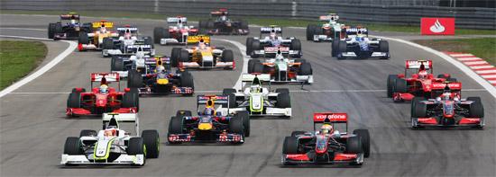 بوتاس يتوج بجائزة روسيا الكبرى للفورمولا 1