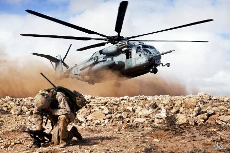 أميركا وبريطانيا تدرسان إمكانية إنزال جوي في حلب