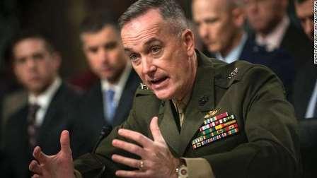 رئيس هيئة الأركان الأمريكية: امتلاك كوريا الشمالية للسلاح النووي مسألة وقت