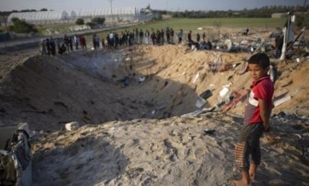 اجواء هدوء حذر في غزة.. على ماذا نص اتفاق وقف اطلاق النار؟