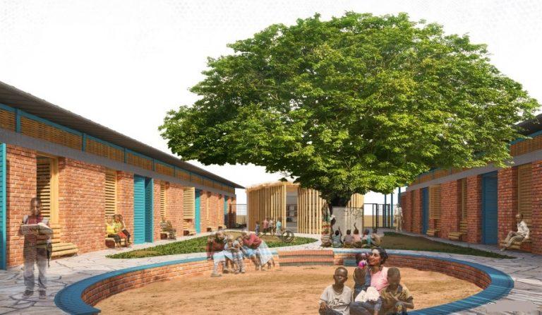 مشروع معماري من اللبنانية يُصنّف كأفضل تصميم مدرسة ابتدائية مُستدامة في السنغال