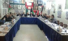 البيان الصادر عن اللقاء المشترك بين هيئة التنسيق للقاء الأحزاب و تحالف القوى الفلسطينية