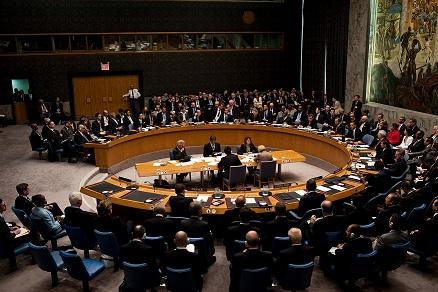 واشنطن تستخدم الفيتو ضد مشروع القرار في مجلس الامن حول القدس