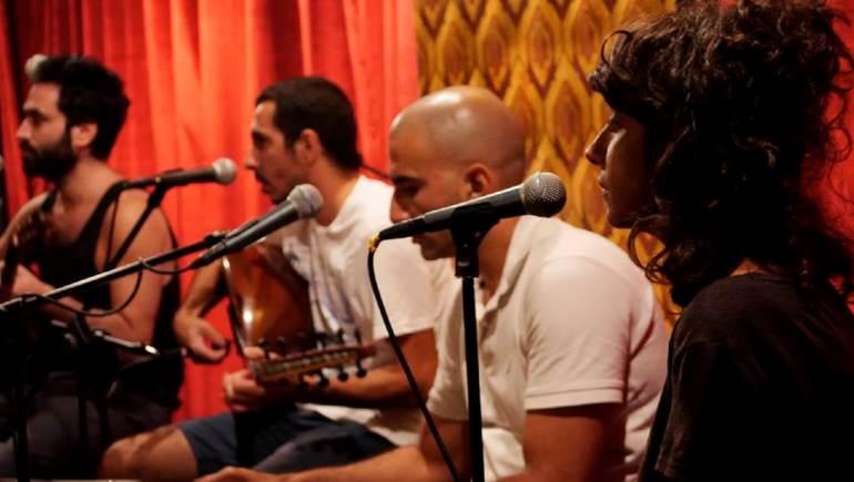 فرقة الراحل الكبير The Great Departed Janna Elshaabou