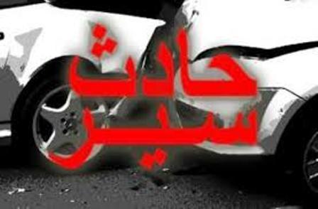 بالفيديو: قتيلان نتيجة حادث صدم على اوتوستراد #الناعمة باتجاه #بيروت