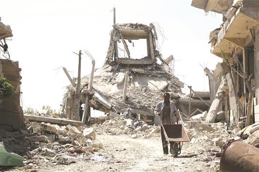 حلب تكشف بذور الانقسام في «جيش الفتح»