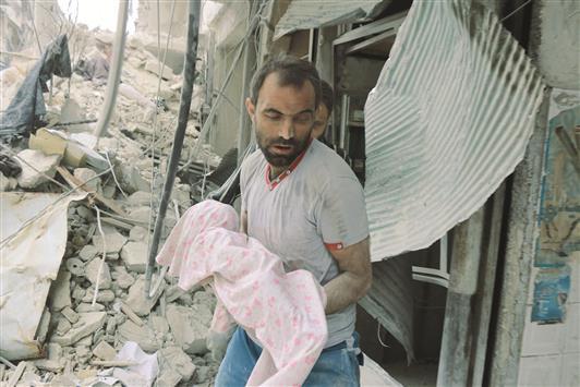 حلب الشرقية: «خطة باء» روسية