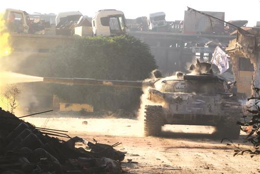 حلب: مراوحة في خطوط التماس.. ومعركة الإرادات الإقليمية