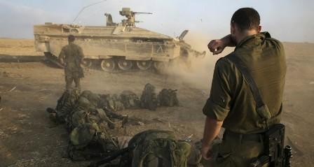 جيش الاحتلال في حالة تأهب وينتظر قرار الحرب على غزة