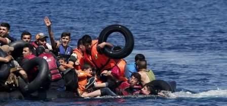 انباء عن غرق قارب على متنه فلسطينيين من نهر البارد متوجهين من ليبيا لايطاليا