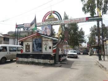 الحراك الشعبي في مخيم عين الحلوة يعلن الإضراب غدًا