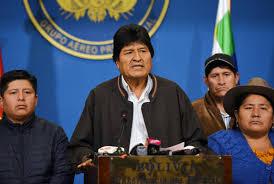 بعد أسبوع على عودته من المنفى: موراليس يستعيد رئاسة الحزب الحاكم في بوليفيا