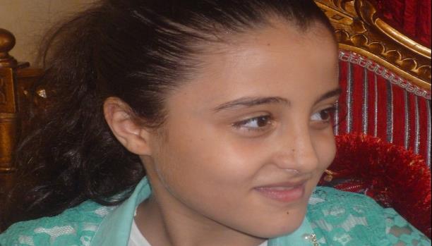 طفلة فلسطينية تحلم بجنسية أوروبية لتزور وطنها