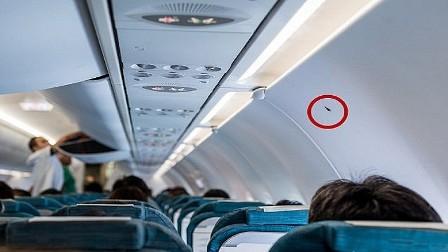 تجهيزات سرية على متن الطائرات قد تنقذ حياتك