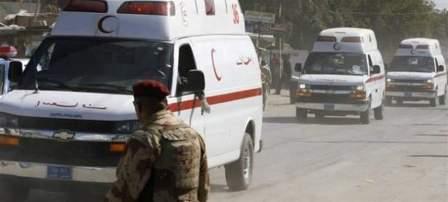 مقتل مدني وإصابة أربعة آخرين بانفجار عبوة ناسفة غربي بغداد